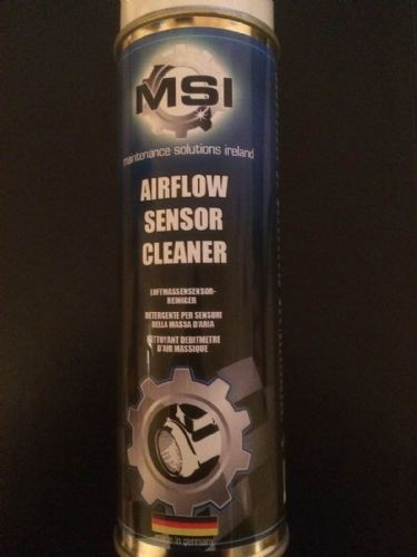 AIRFLOW SENSOR CLEANER - O2 SENSOR CLEANER - BEST ON THE MARKET